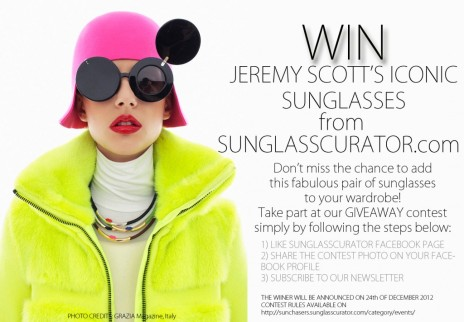 SunglassCurator Giveaway