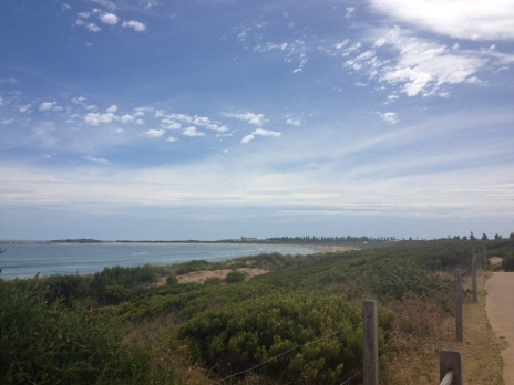 More beach views from the bike trail
