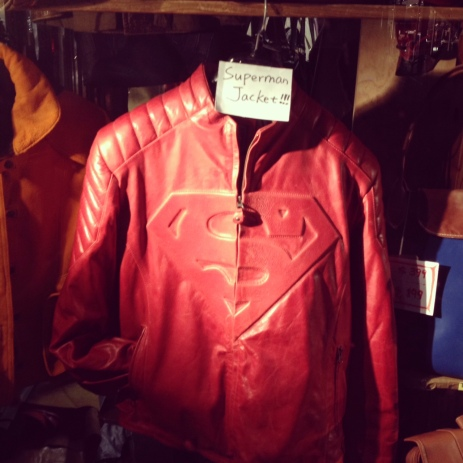 Superman's Jacket